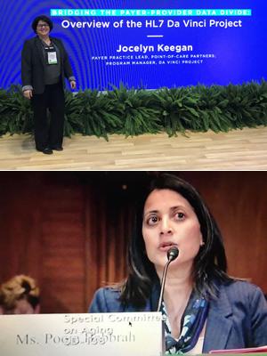 Jocelyn Keegan - Pooja Babbrah
